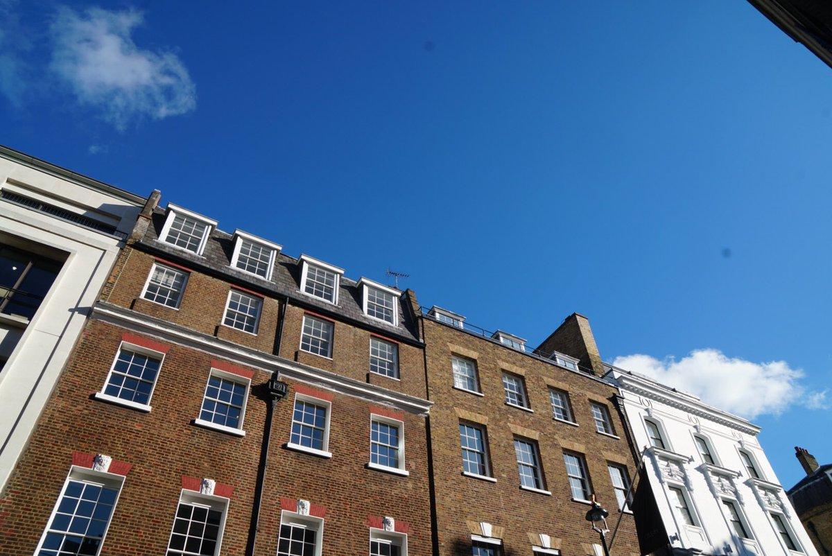 مبنى اكاديمية اكسفورد الدولية في لندن